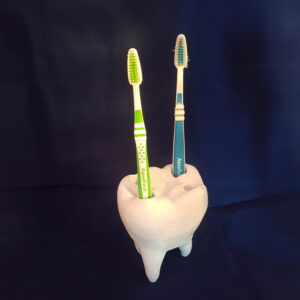 Toothbrush holder Big Tooth